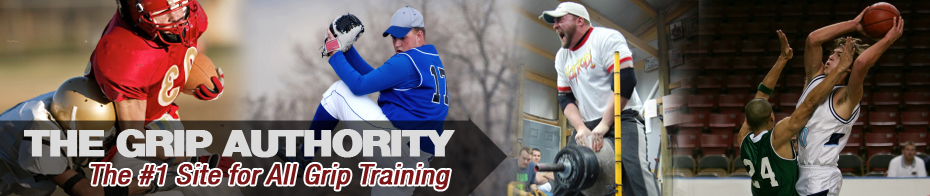 The Grip Authority - Grip Strength Training - Feats of Strength